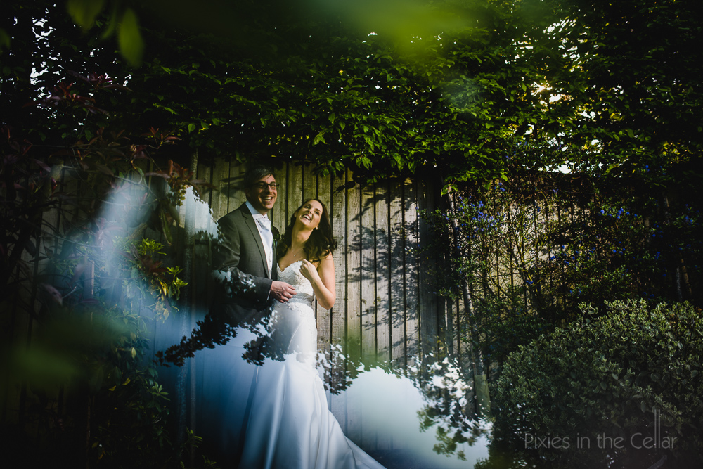 Pixies in the Cellar wedding photography England