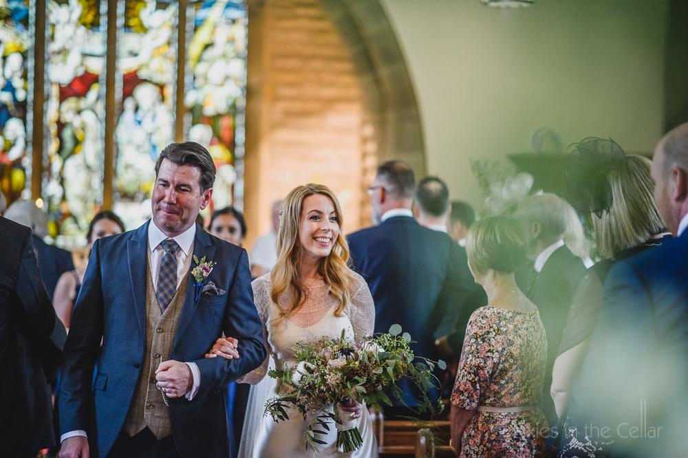 Inn at whitewell lancashire wedding