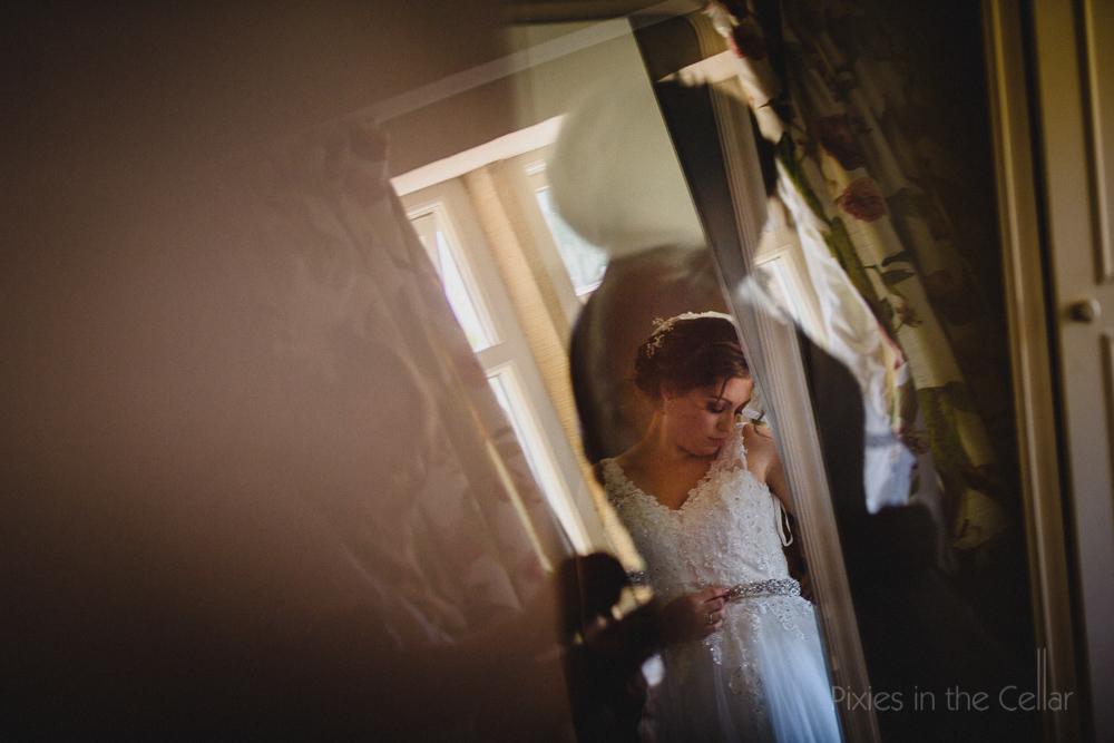 best reflective wedding photography moments
