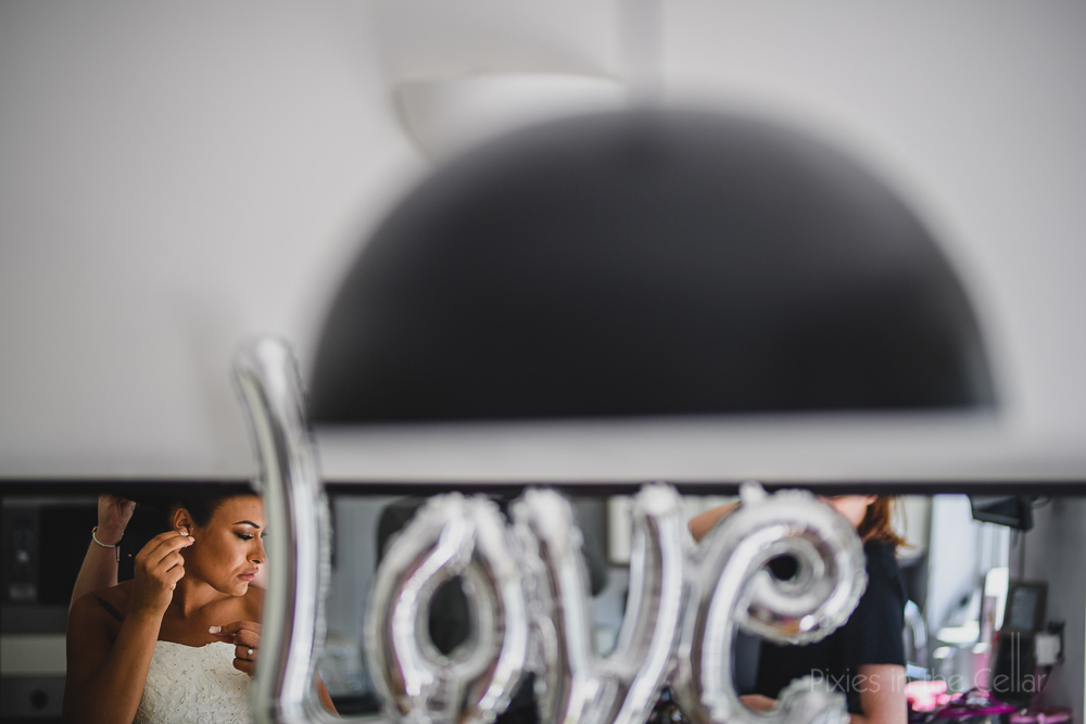 words and bride real moments photo