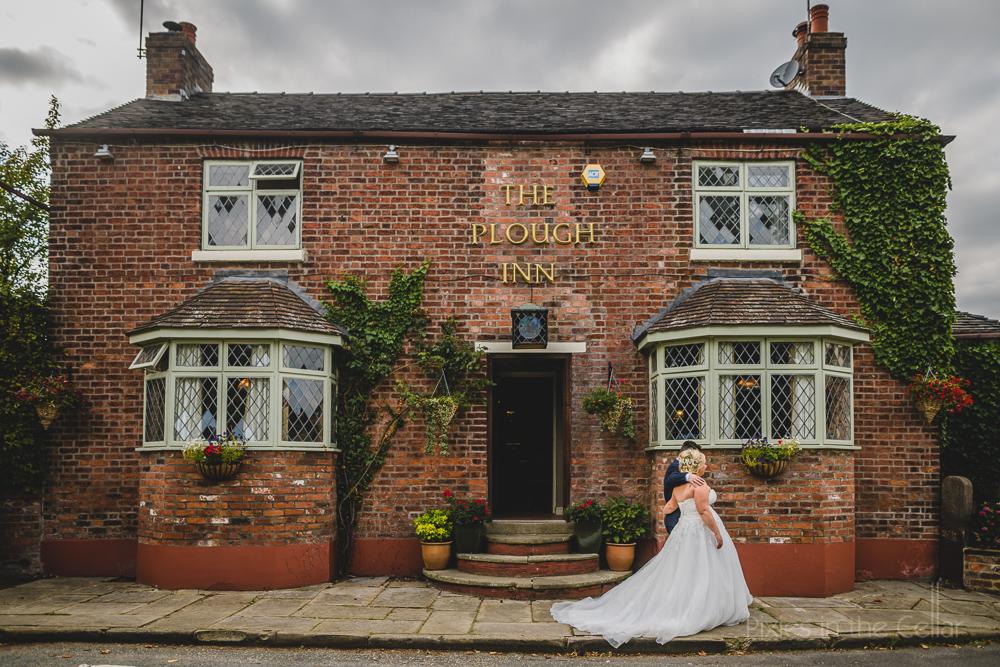 Pub wedding England