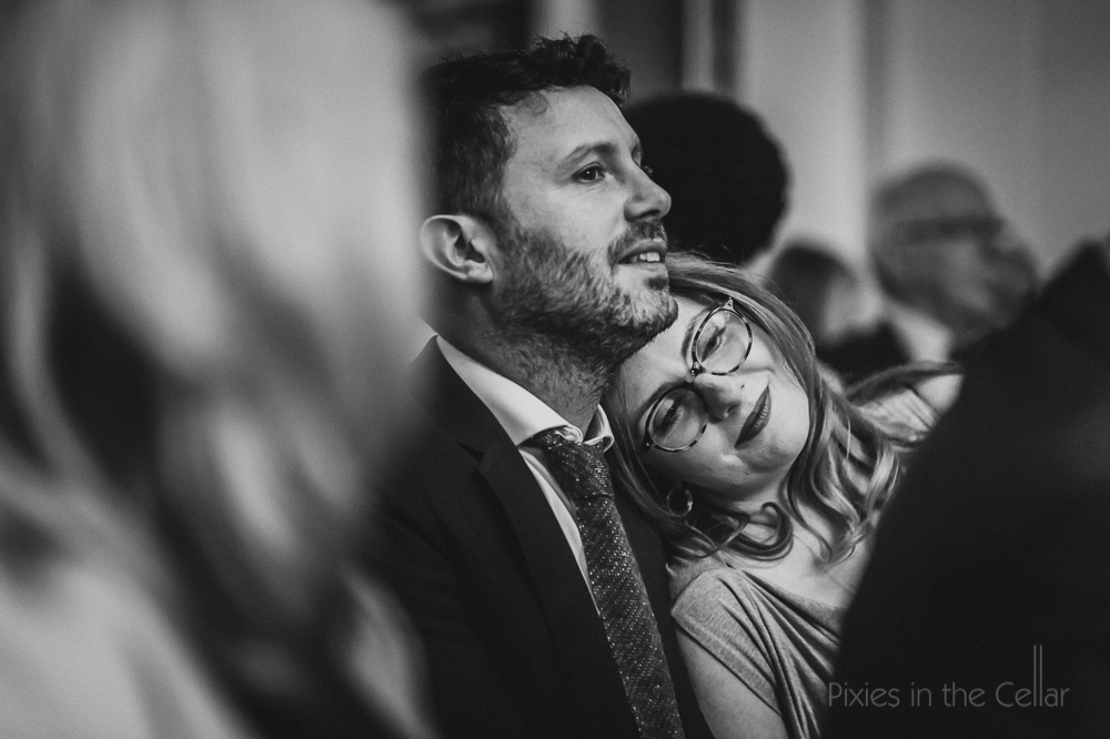 wedding guest moments