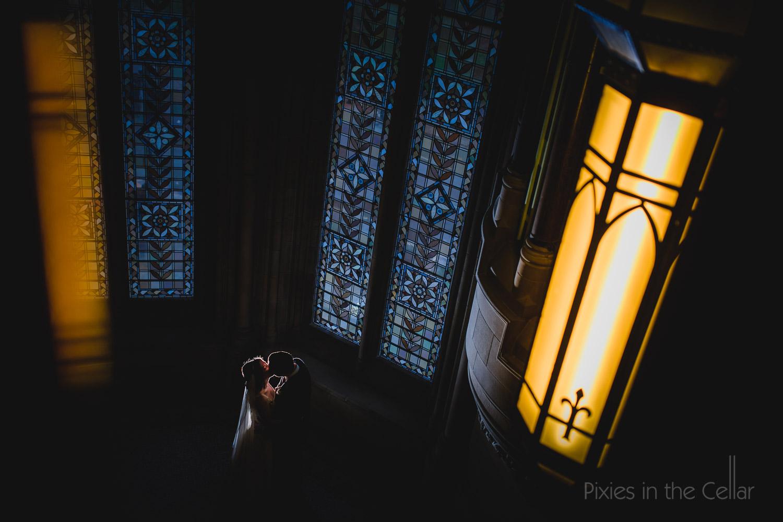 Manchester university wedding photographers