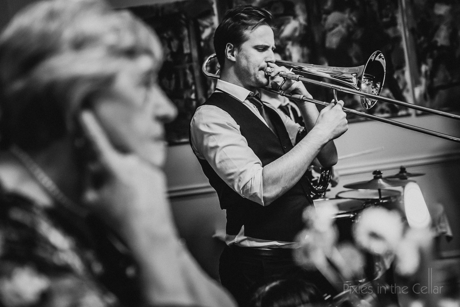 brass bands at weddings