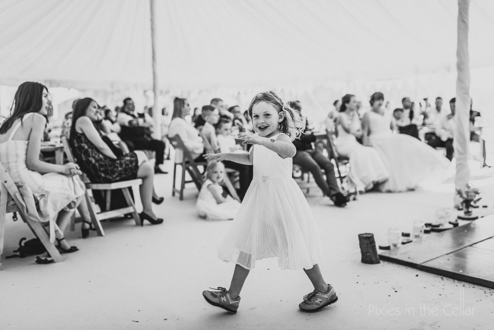 children at weddings documentary photography