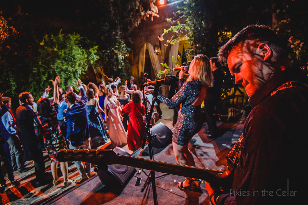 Beldi wedding dancing London band