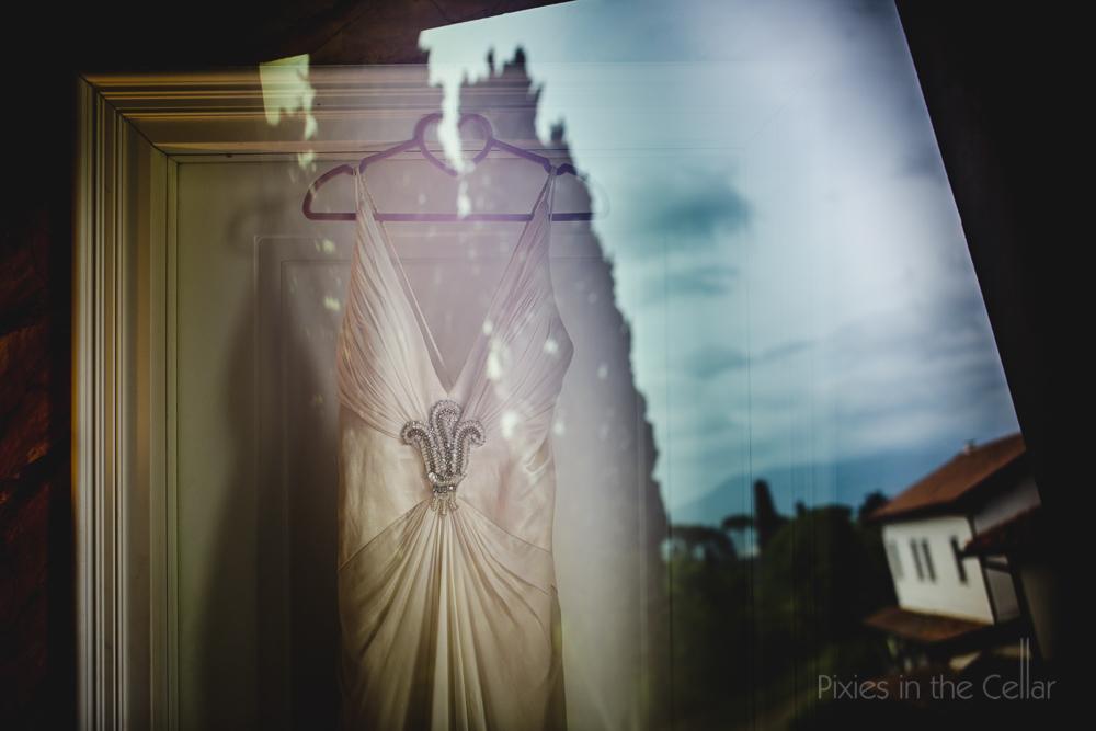 destination wedding details the dress