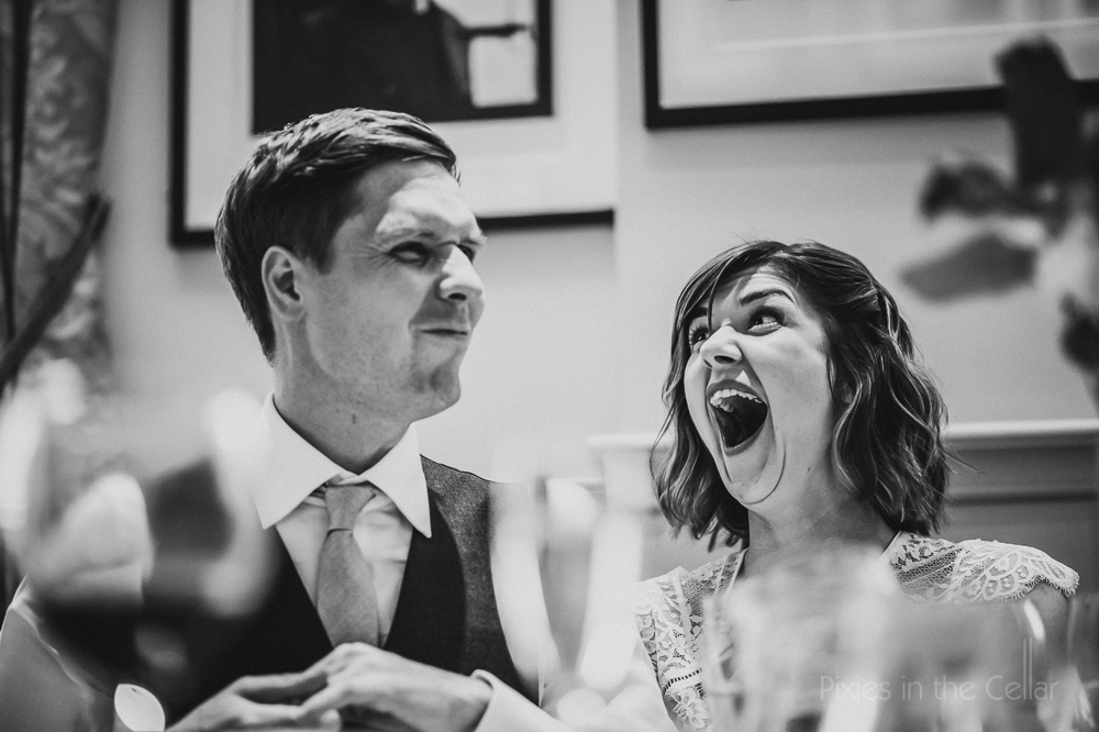 real expressive wedding photography moments