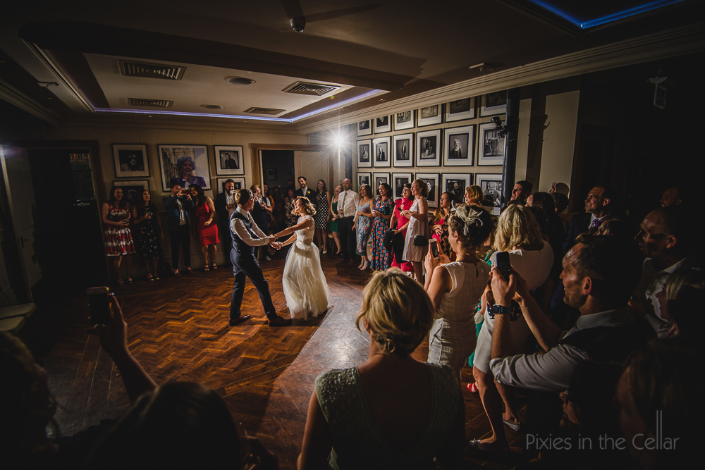 albert square chop house wedding party manchester