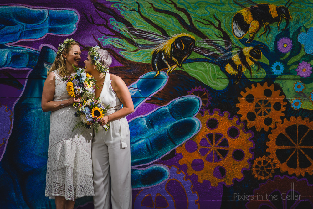 Boho Brides – A Manchester Wedding