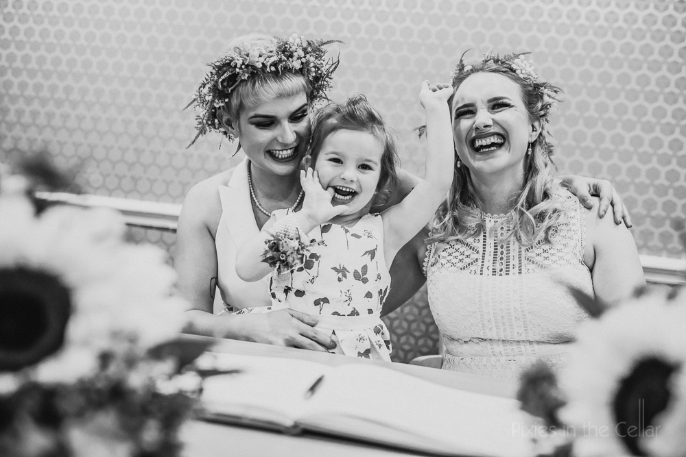 Manchester registry office wedding photography