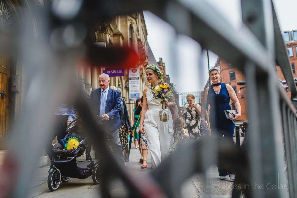 city centre boho bride jumpsuit