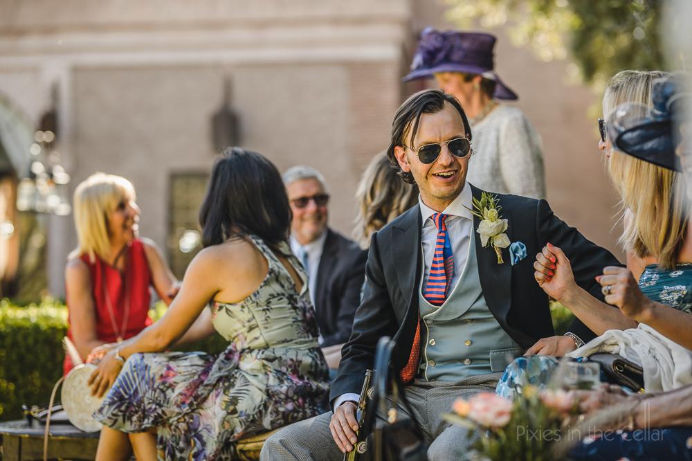 sunny wedding sunglasses