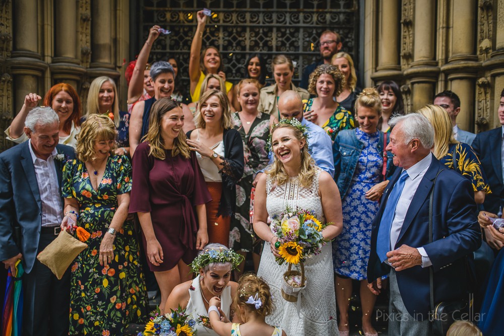 group photos real moments manchester wedding