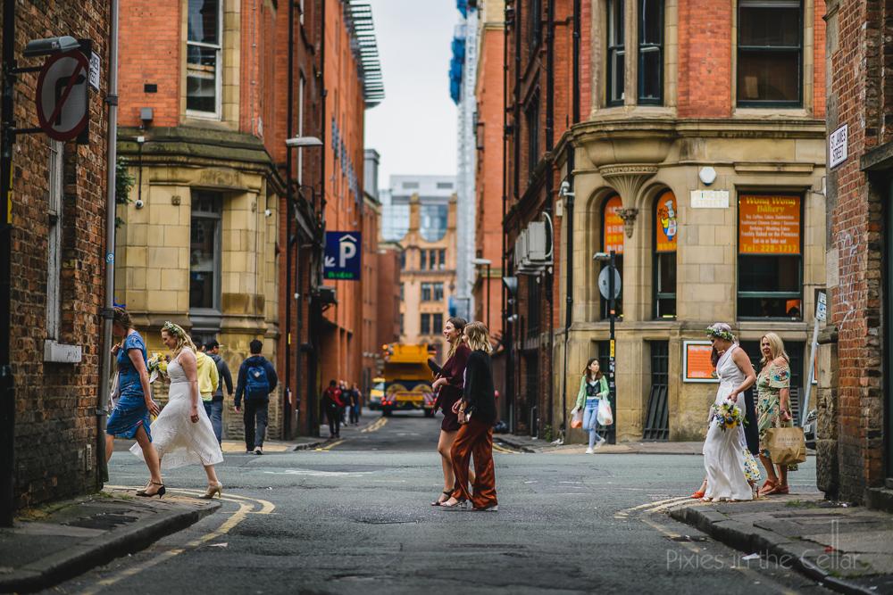 chinatown Manchester wedding