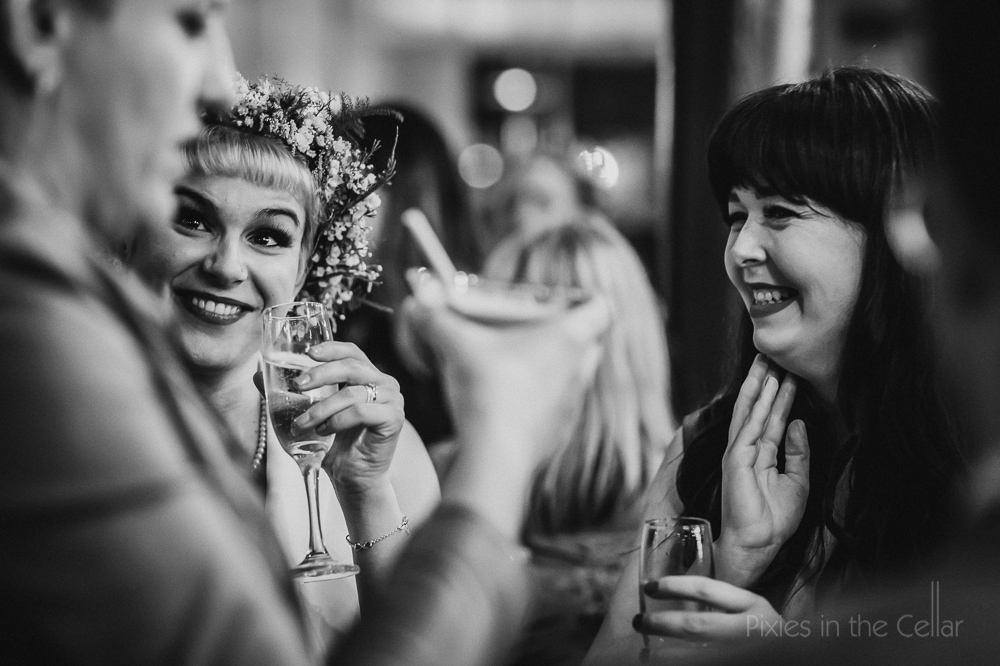 No.1 canal street wedding reception