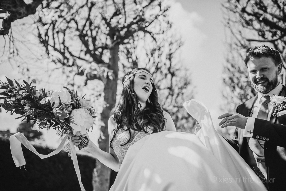 Thornton Manor wedding photography real moments