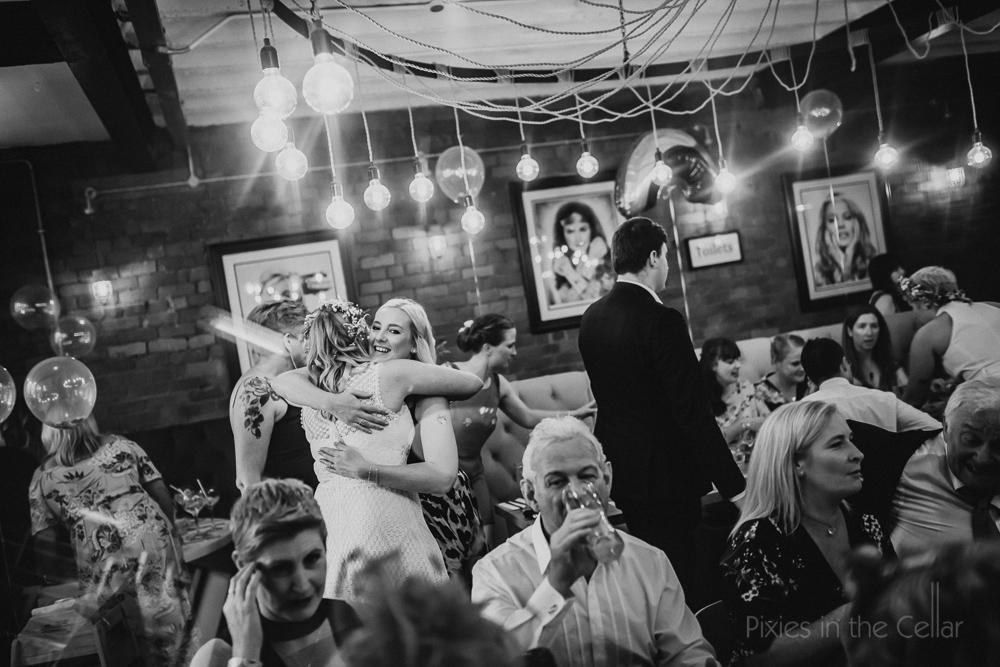 canal street manchester wedding reception