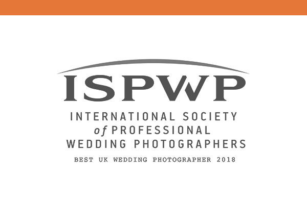Best UK wedding photographer 2018 ISPWP