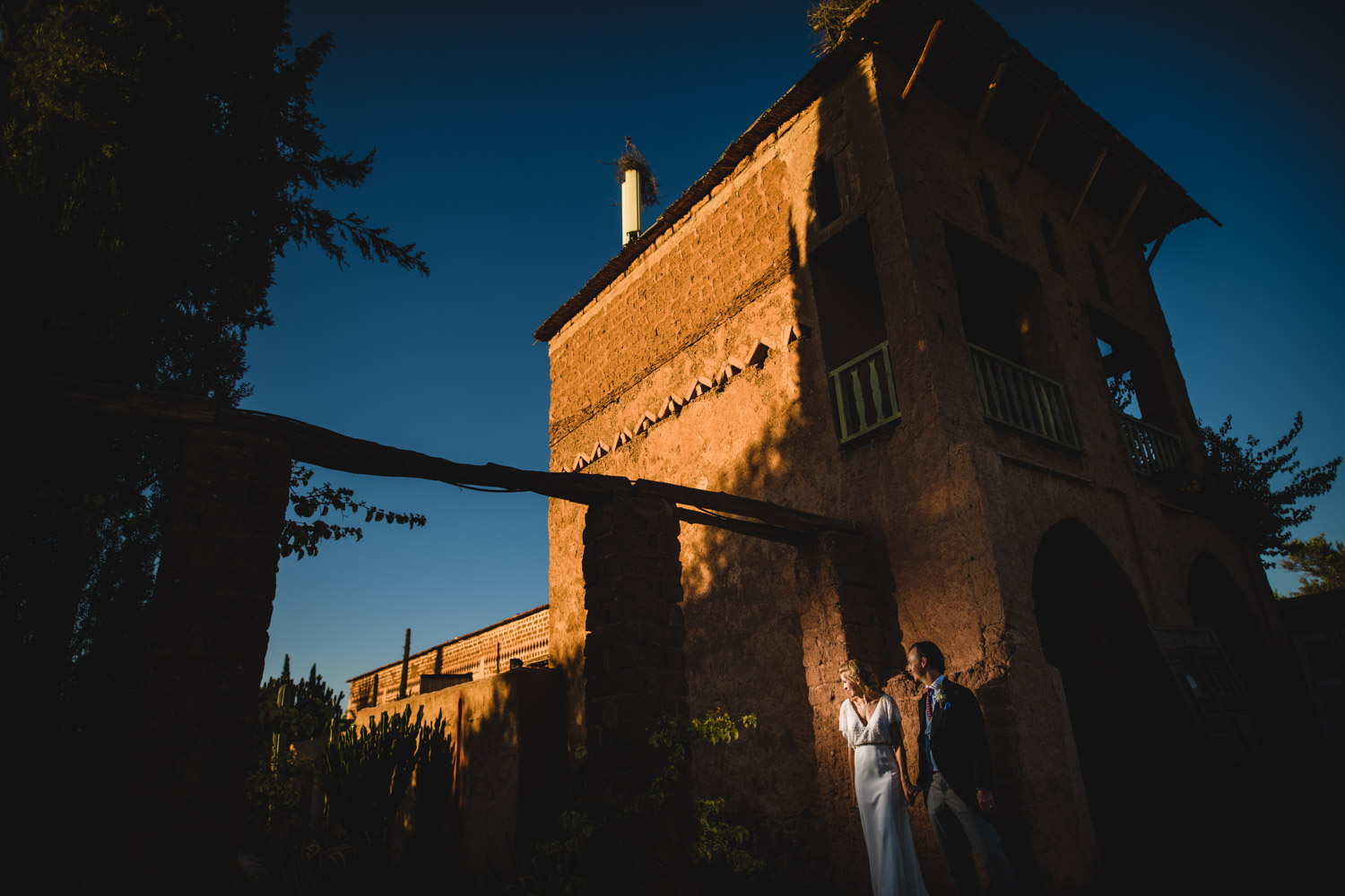 Moroccan destination wedding photography