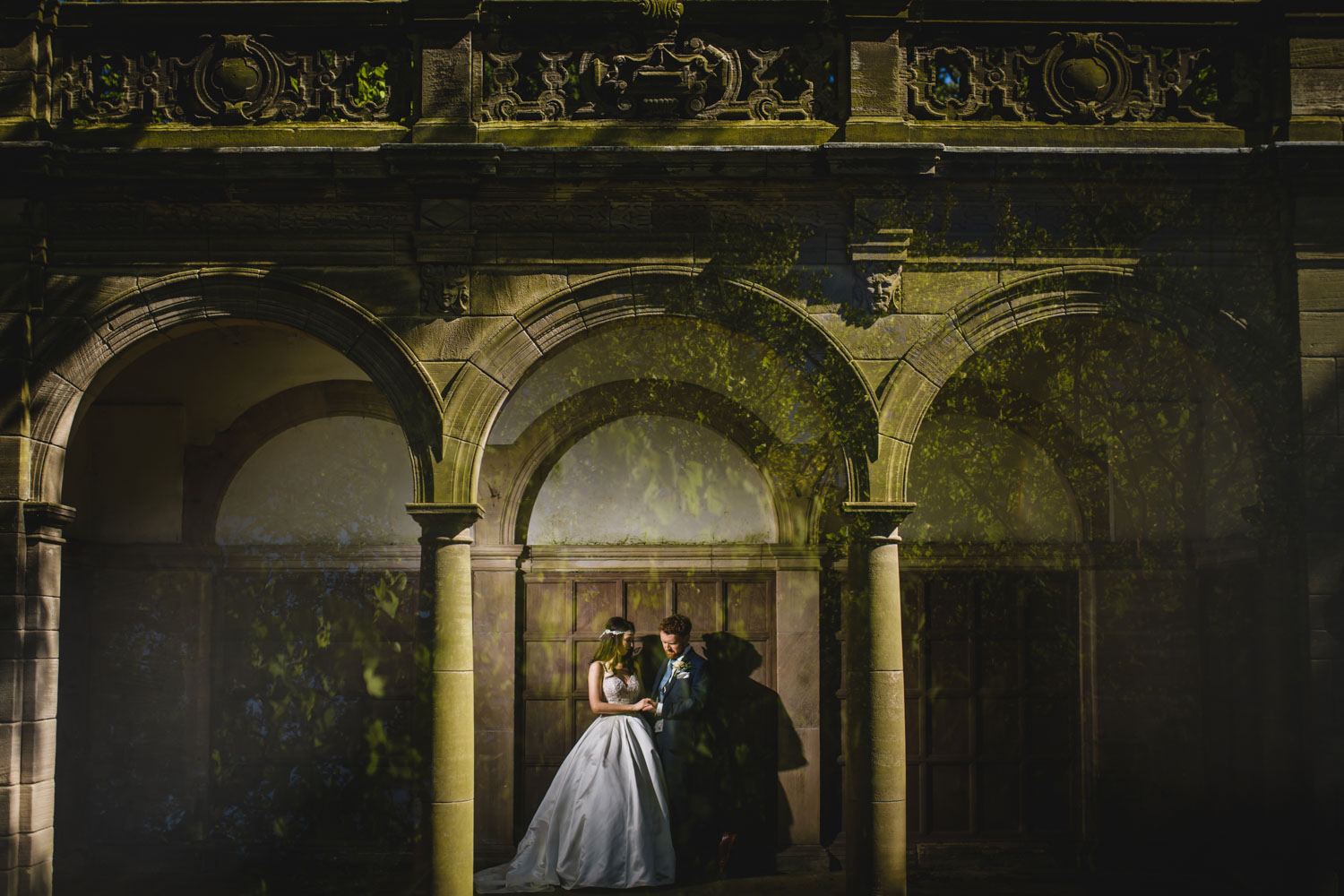 Thornton Manor wedding photography