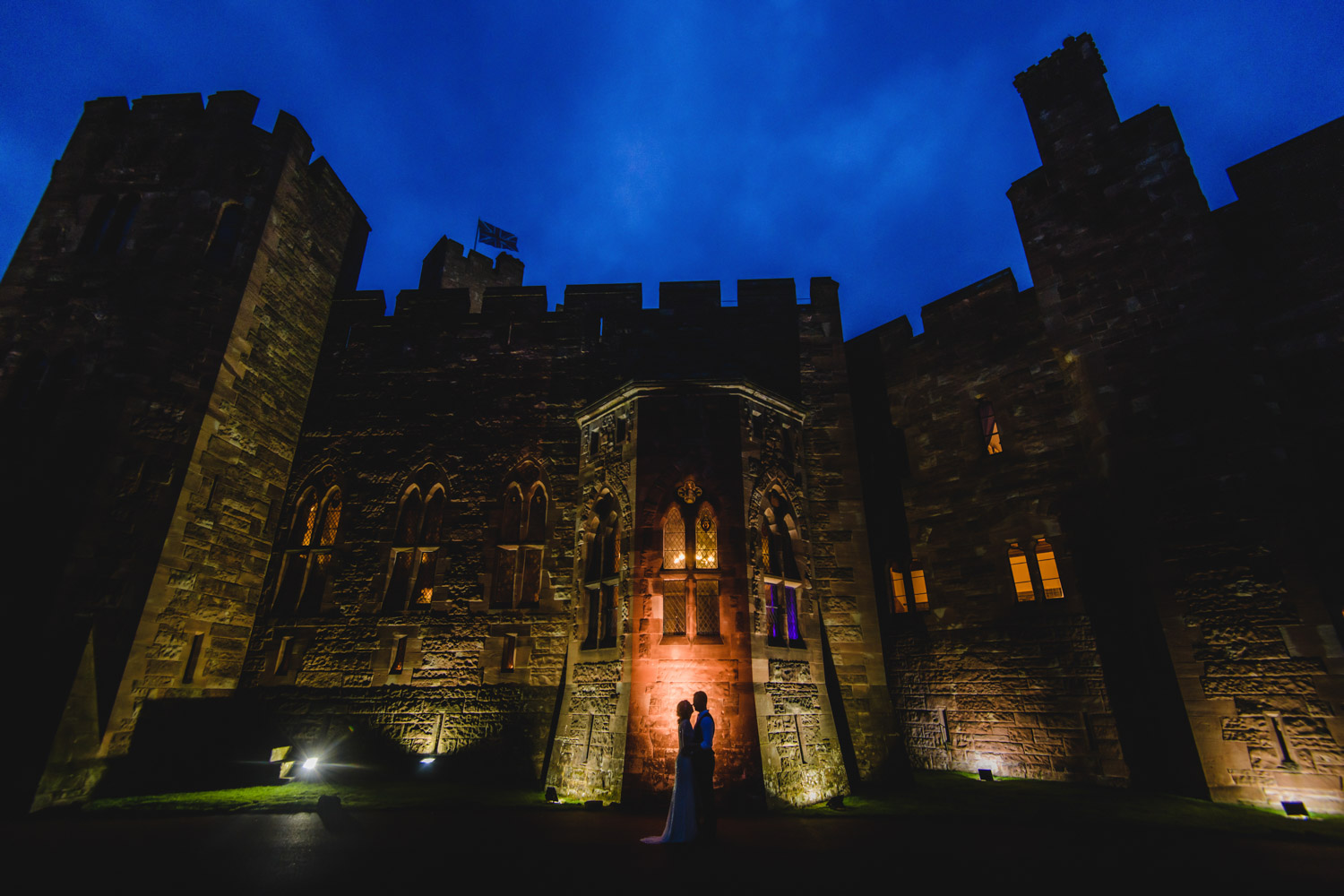 castle wedding uk photography