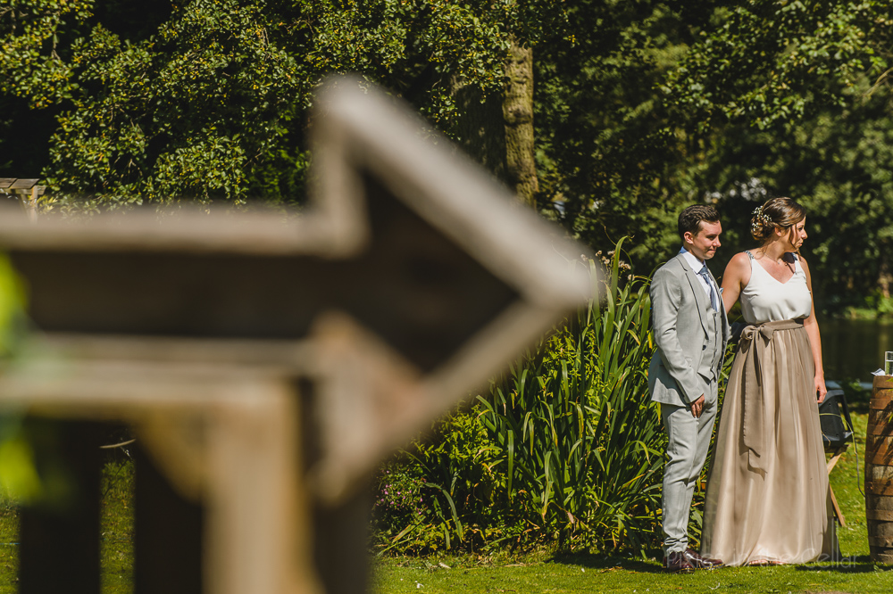 Documentary wedding photography Manchester rustic wedding