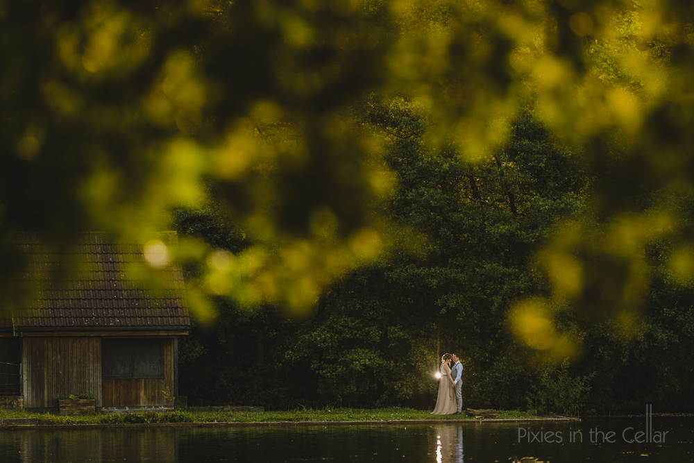 Roman Lakes wedding photography