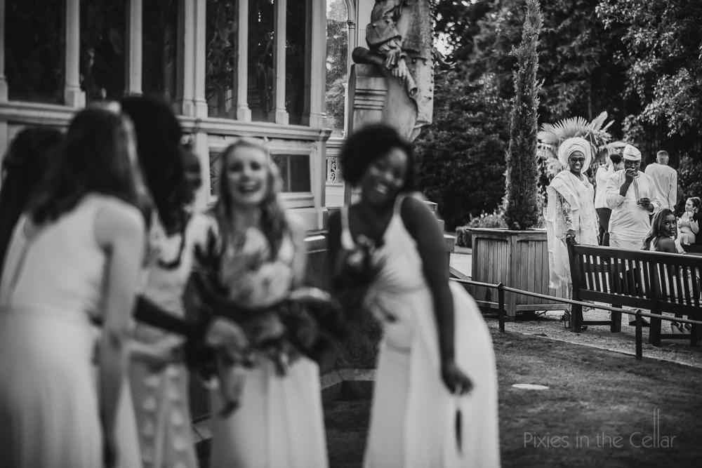 Nigerian English wedding Liverpool