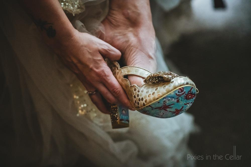 alternative wedding shoes irregular choice