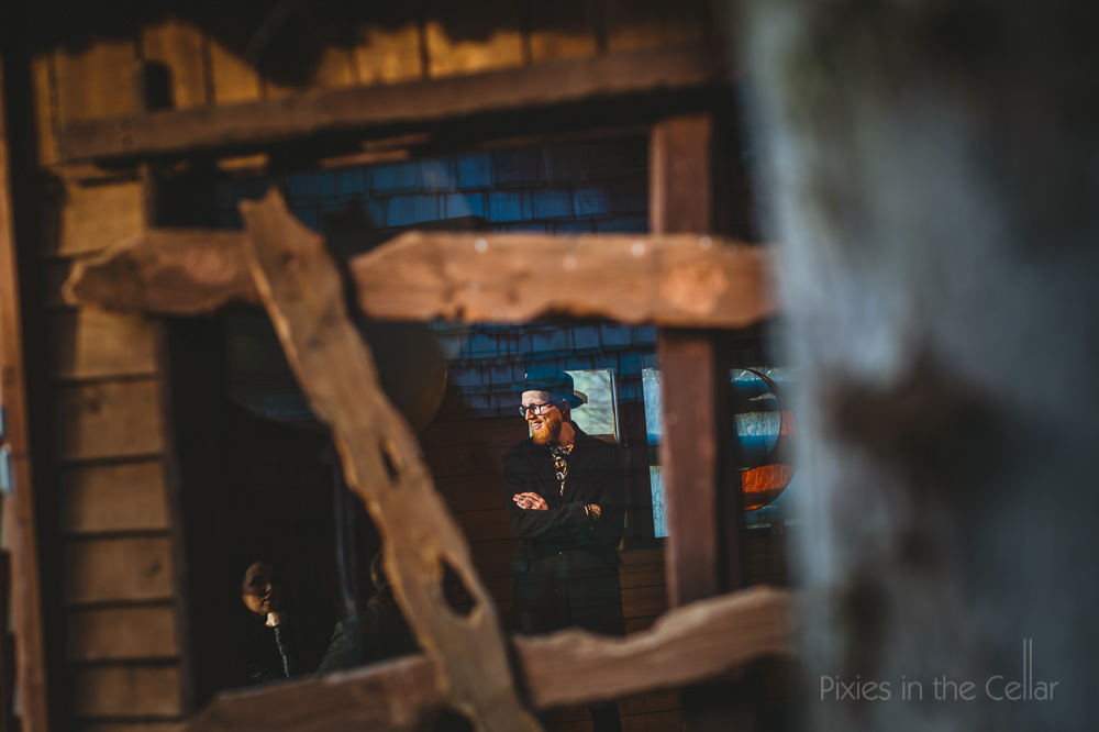treehouse northumberland wedding photographers