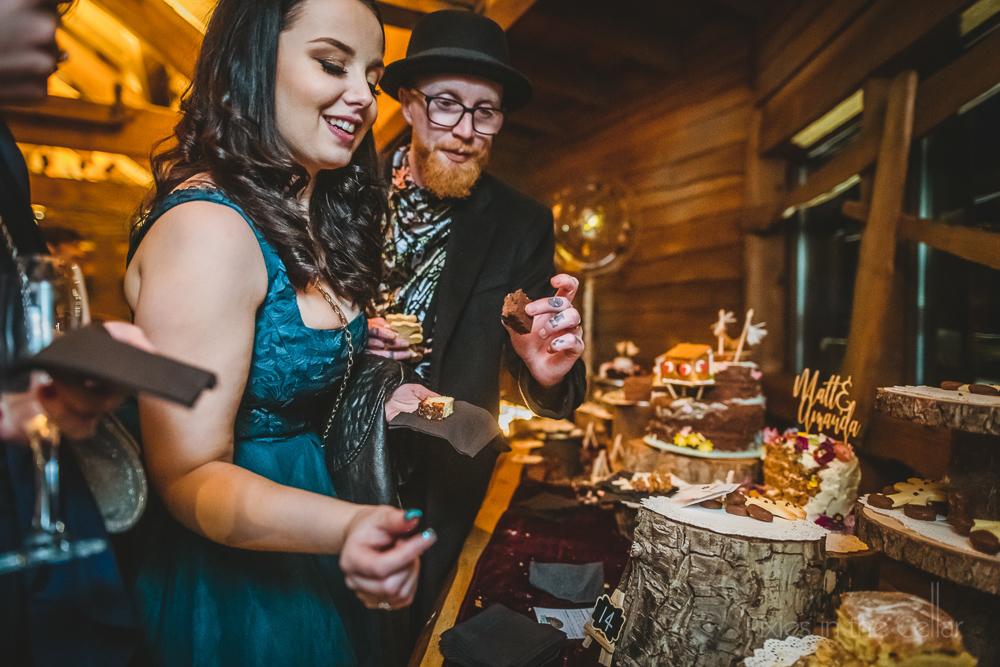 wedding bake-off contest