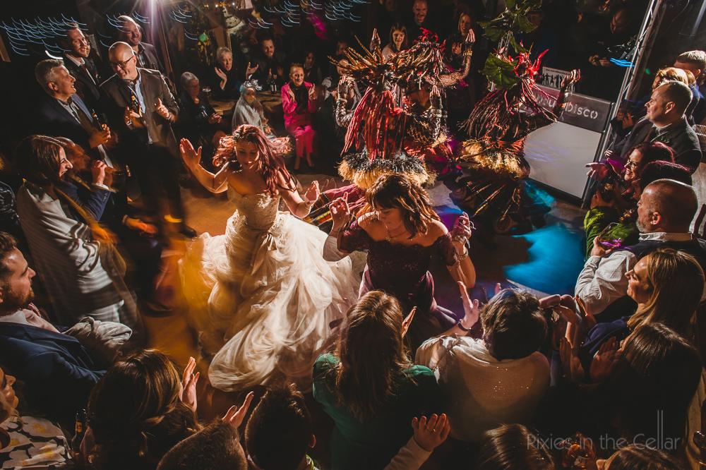 best wedding party UK photographers