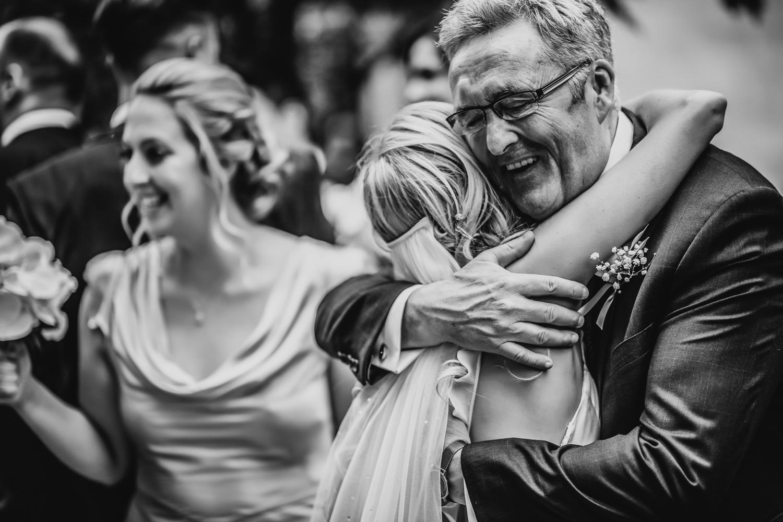 wedding hugs cuddles smiles