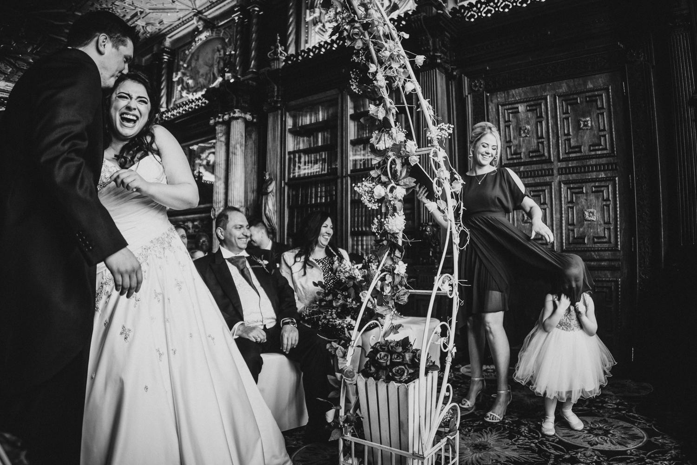 documentary wedding stories Manchester