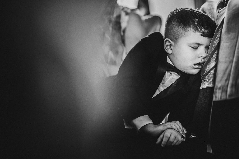 kids at weddings UK photo