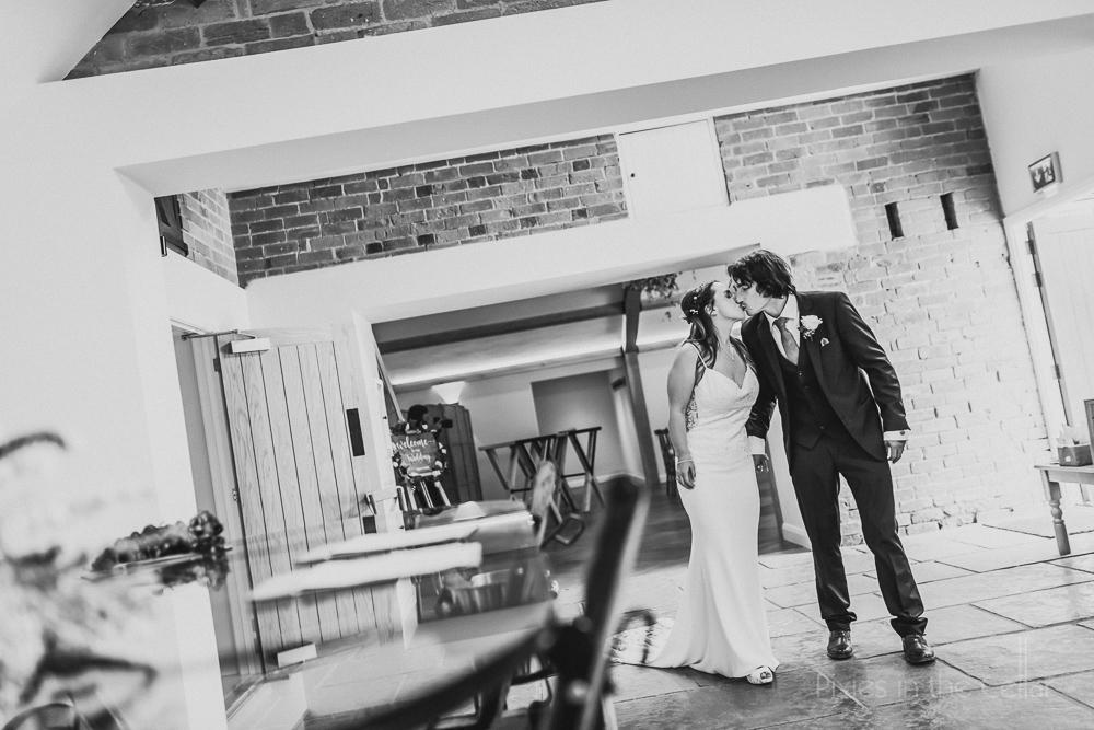 the roost Hanbury Wedding Barn photography