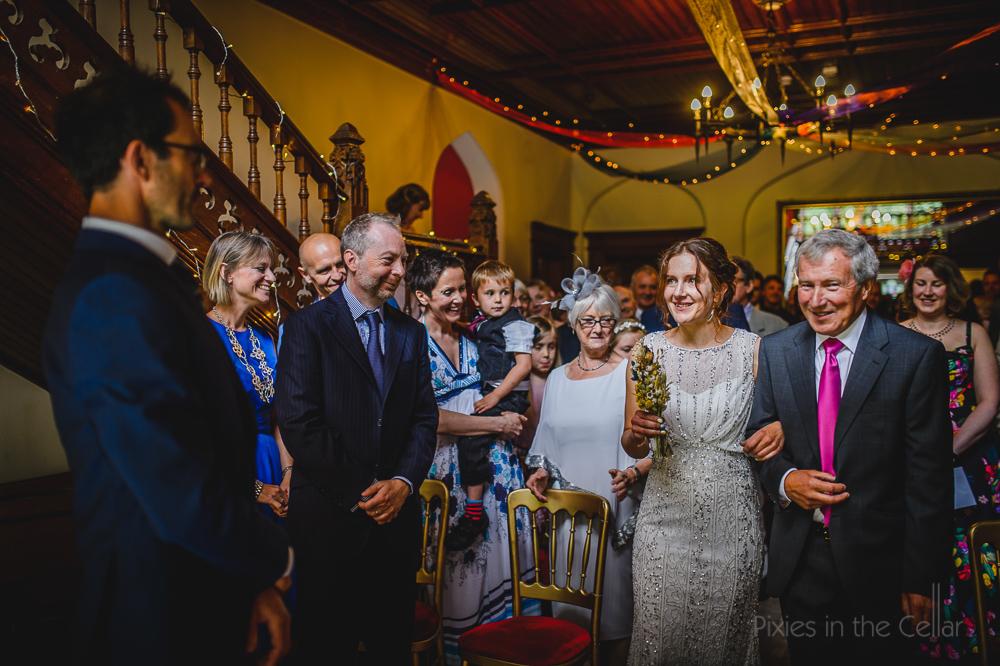 Peak District Wedding Hargate Hall