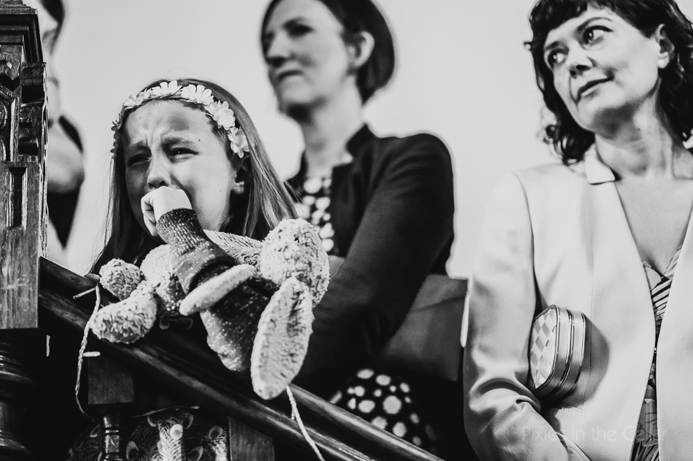 emotion at weddings