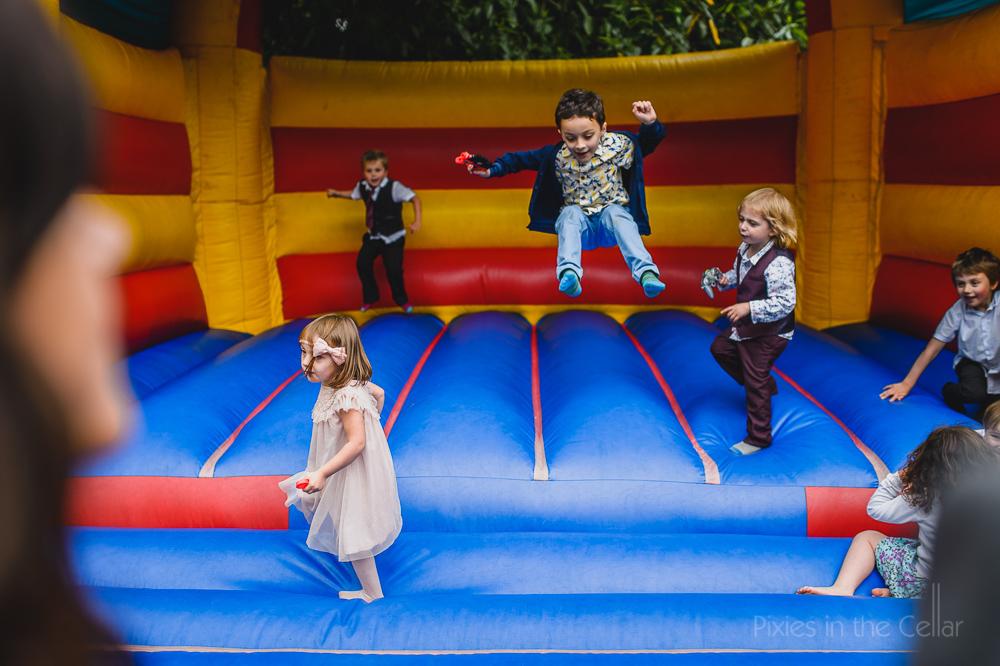wedding entertainment for children