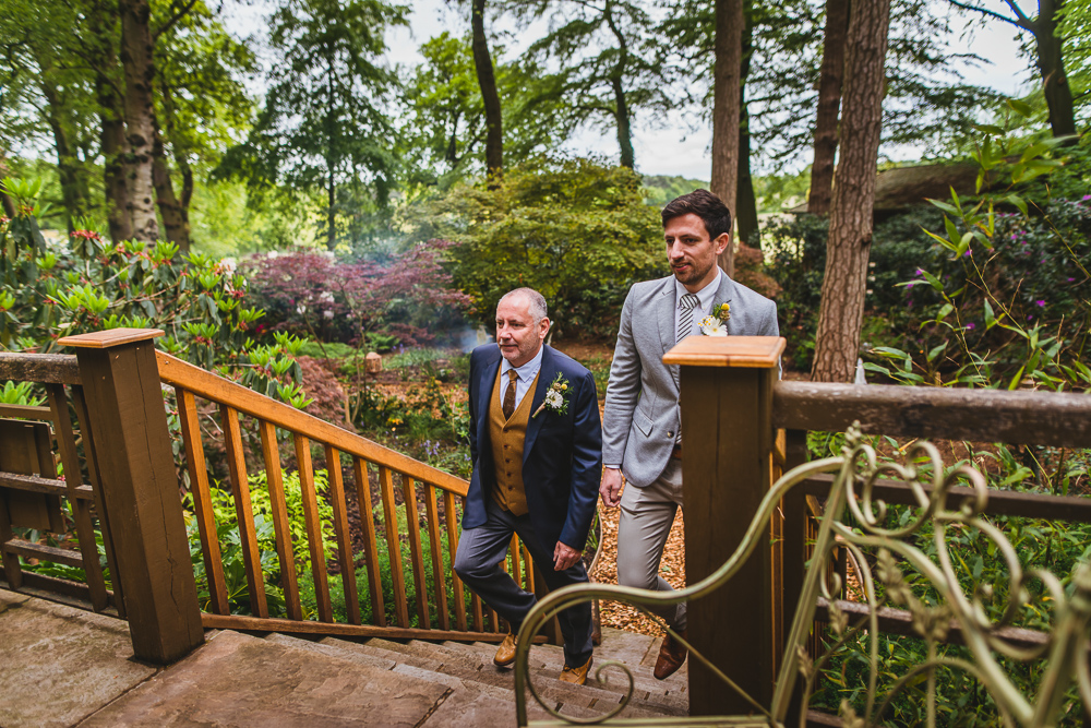 Love shack weddings Knutsford