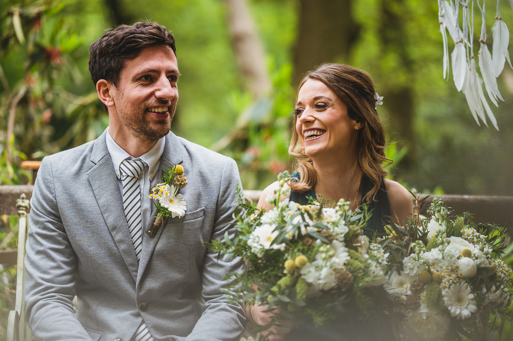 Cheshire wedding photography natural moments